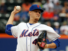 Wheeler Has A Chip On His Shoulder, Wants To Win With Mets