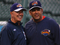 Edgardo Alfonzo Excited About Cyclones Infield