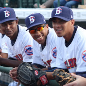 Cyclones Dominate On Opening Day