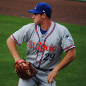 Mets Minors Notes: Nimmo, Matz Could Be Heading to Binghamton