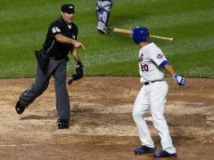 Mets Frustration On Full Display Last Night