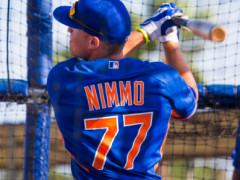 Great First Impressions on Brandon Nimmo