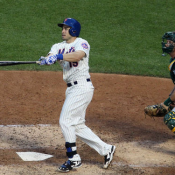 Travis d'Arnaud Returns To The Mets With A Bang