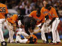 Royals and Giants Embrace Their Big Ballparks