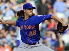 Jacob deGrom Once Again Seeking First Victory