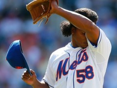 Mejia Experiencing Back Tightness