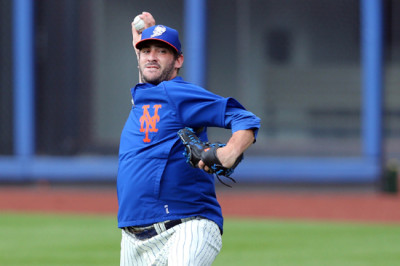 After Impressive Bullpen Session, Harvey Is Done For 2014