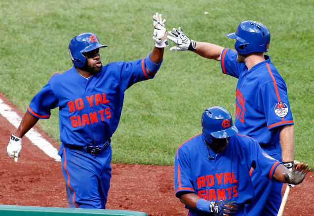 mets score eric young campbell