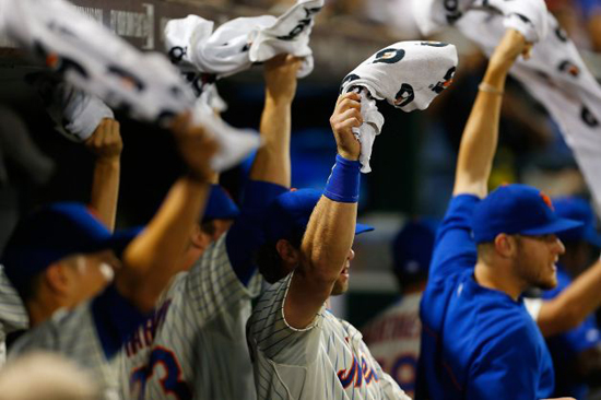 mets win towels