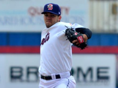 Prospect Spotlight: B-Mets Pitcher Tyler Pill