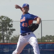 Ryan Reid Could Join Mets Overworked Bullpen On Monday