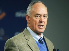 Sandy Alderson and Mets Agree On 3-Year Extension