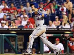 Mets Recall Wilmer Flores, Option Kirk Nieuwenhuis To Las Vegas