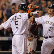 Connor's Corner: While Tulowitzki Fits, Gonzalez Does Not