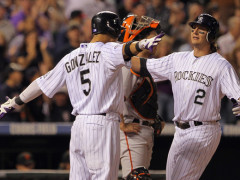 Troy Tulowitzki and Carlos Gonzalez: Buyers Beware!
