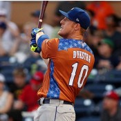 Rays Sign Allan Dykstra To Minor League Contract