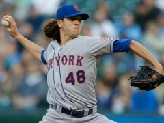 Mets and DeGrom Facing A Looming Innings Cap