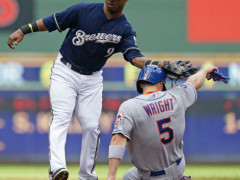 MMO Game Recap: Brewers 5, Mets 2