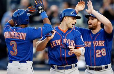 Mets Celebrate