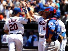 MMO Game Recap: Mets 8, Rangers 4
