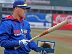 Cubs SS Prospect Javier Baez Called Up
