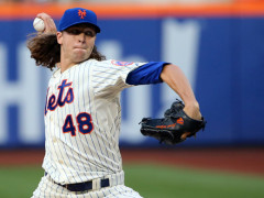 Command Performance: DeGrom Brings His Best To Mets Rotation