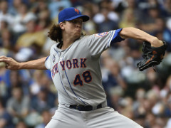 UPDATE: DeGrom Feels Better, Rest Has Helped