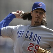 A's Acquire Samardzija from Cubs in Six-Player Blockbuster