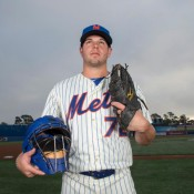 Baseball America's Midseason Top 50 Prospect List Include Syndergaard, Plawecki And Nimmo