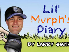 Lil' Murph's Diary: My Time As An All Star