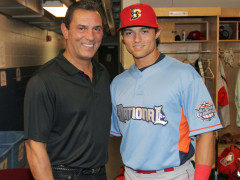 The Mazzilli's and the Mets Time Machine