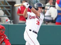 First Round Pick Michael Conforto Has Solid Debut With Cyclones