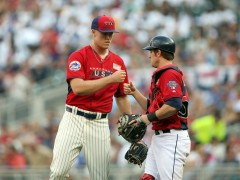 Syndergaard Closes Out USA Win In Futures Game
