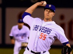 Syndergaard Among Five Mets Prospects In MLB Top 100