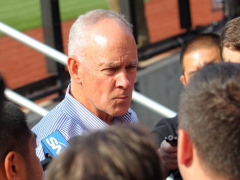 Alderson Remains Non-Committal On Trade Deadline Strategy
