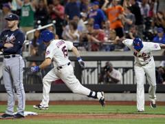 MMO Game Recap: Mets 4 , Braves 1