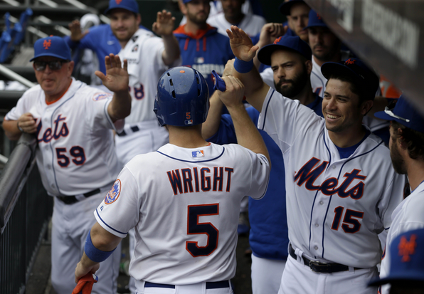 wright mets win d'arnaud