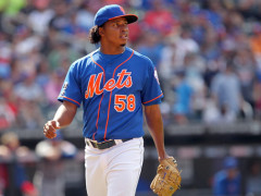 Mejia Continues To Struggle, Should He Be Shut Down?