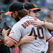 MMO Game Recap: Giants 9, Mets 0