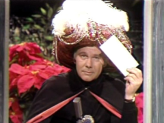 Di-JEST:  A Visit From Carnac