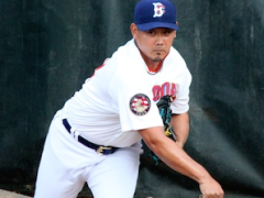 Dice-K's The Competition, Picks Up Win In Cyclones' Rehab Start