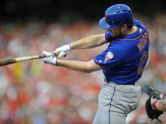 Murphy Will Go Back To 2B, Flores To Remain At SS