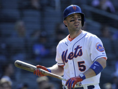 Wright Says His Struggles At The Plate Are Mental