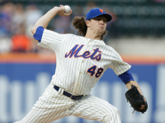 Selling High On Jacob deGrom