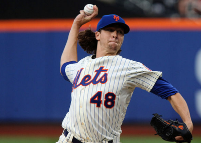Jacob deGrom Will Be Shut Down, Won't Make Final Start