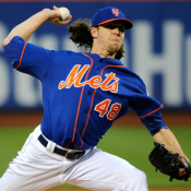 DeGrom Now Odds-On Favorite For Rookie of the Year