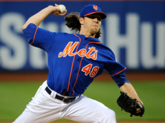 DeGrom Remains In Rookie of the Year Hunt