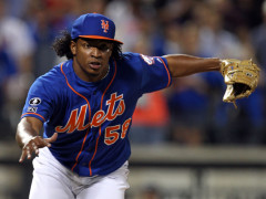 Mejia Becomes Youngest Mets Pitcher To Save 25 Games