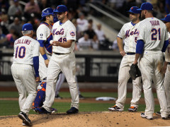 Alderson Says Niese Incident Will Have No Bearing On If He's Traded