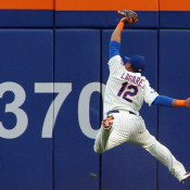 Fielding Bible, Gold Glove Awards In Sight For Lagares